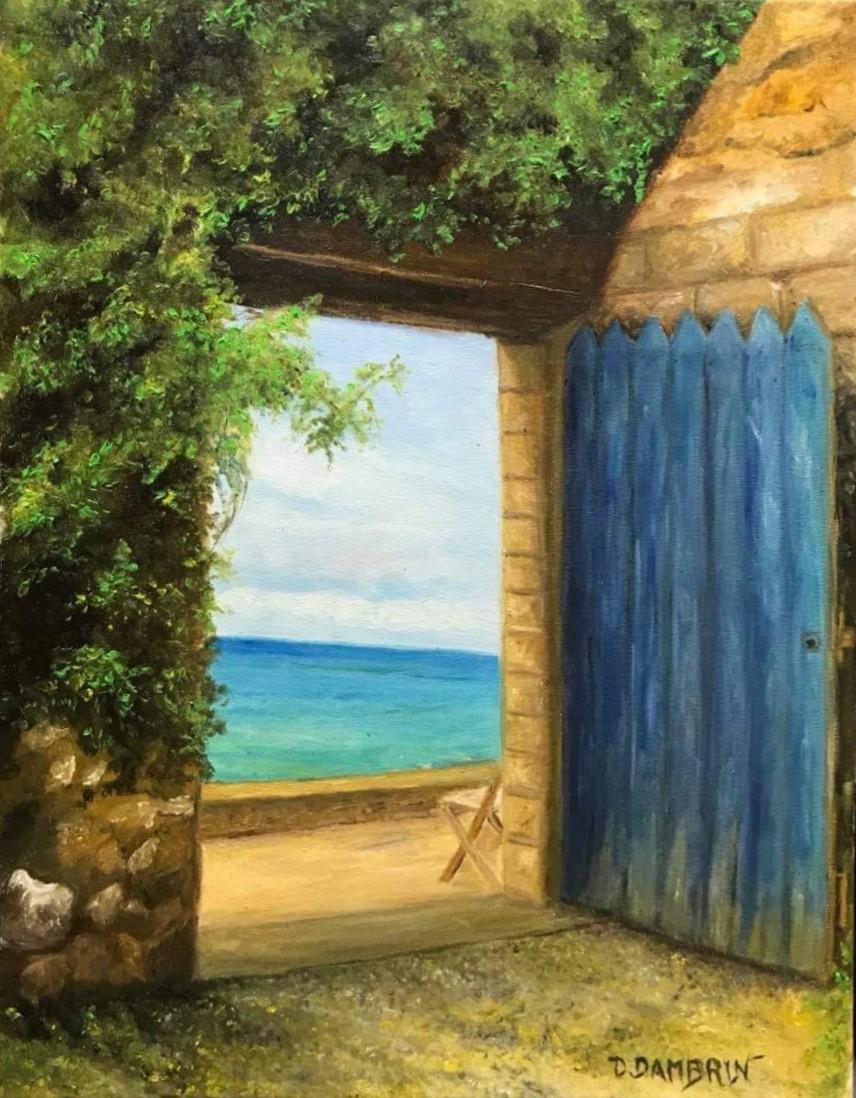 Entre mer et jardin