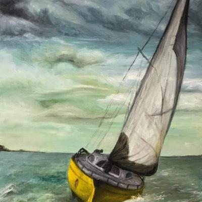 Sortie en mer